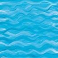 wavy blue paper