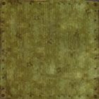 army green stitched paper