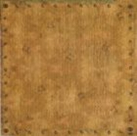 khaki brown stitched paper