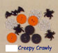buttons-creepy crawly