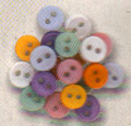 KF Pastel Mini Buttons