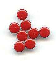 1/8 red rivets, 12 pk