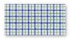 periwinkle and green plaid