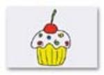 cupcake die cut