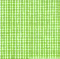 ME&MY PAPER GREEN GINGHAM